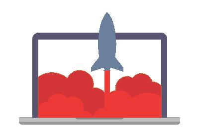 A plataforma que te deixa livre para pensar em negócios, não em ferramentas.