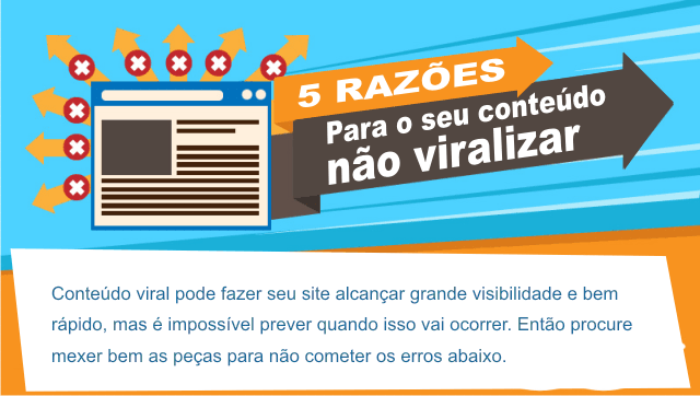 Os ingredientes do marketing viral eficaz [infográfico]